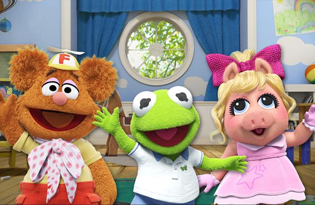 ¡Los Muppet Babies estarán muy pronto de vuelta!
