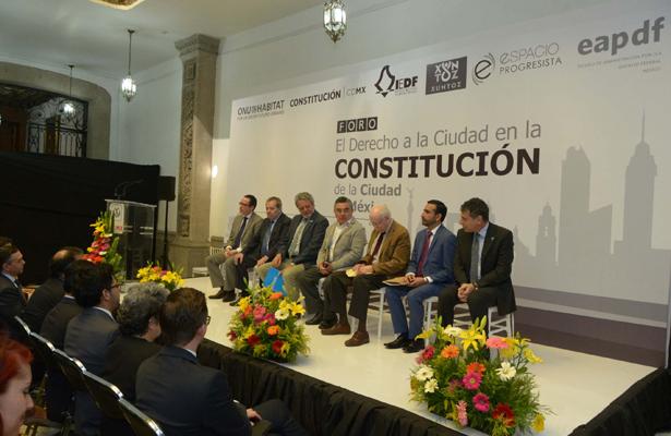 IEDF: La participación ciudadana debe ser inherente a la función pública
