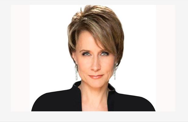 Denise Maerker conducirá su noticiero estelar: TELEVISA