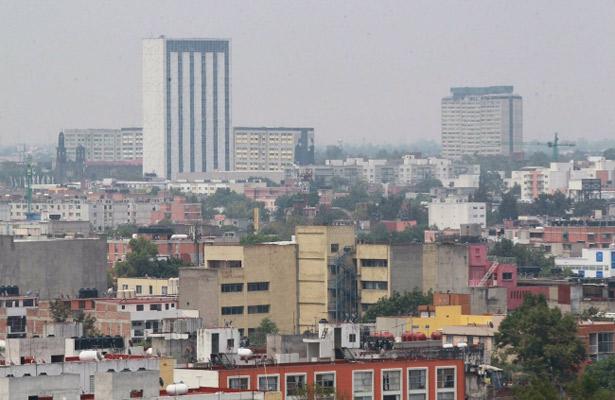 La calidad del aire es regular en la capital del país