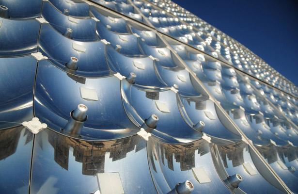 Realiza Cinvestav novedoso sistema para celdas de concentración solar