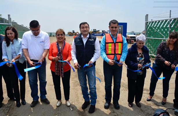 En Naucalpan se inauguró un Centro de Transferencia de residuos sólidos