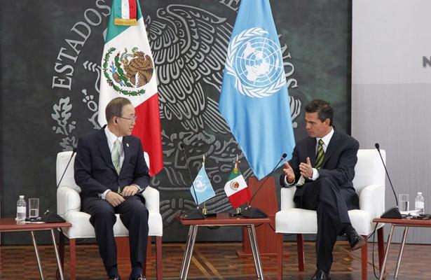 México renueva su personal desplegado en Mantenimiento de la Pazcon la ONU
