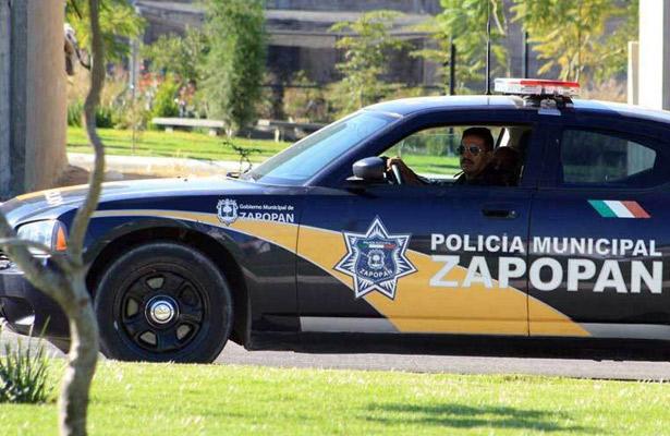 Balean a policías de Zapopan