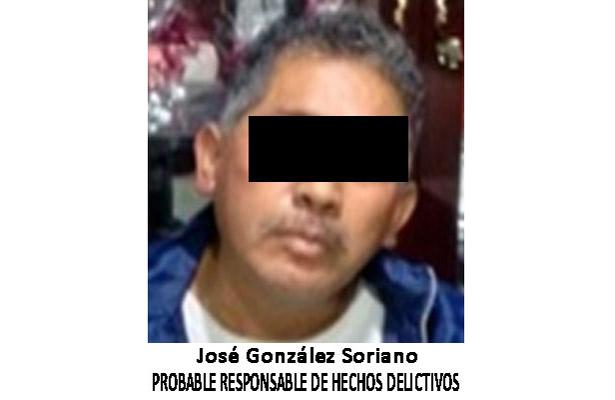 PGJ catea casa en Xochimilco y detiene a probable narcomenudista