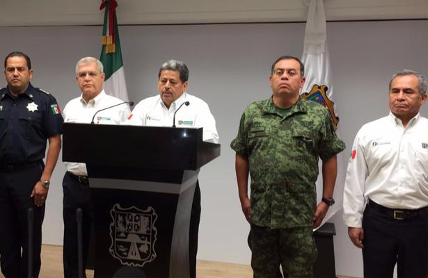 Alan Pulido hizo llamada para que los rescataran: Quintanilla Acosta