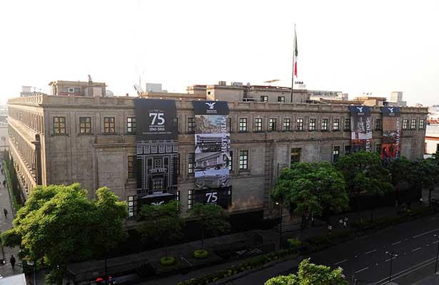 Celebra la Suprema Corte de Justicia de la Nación 75 aniversario de su edificio sede