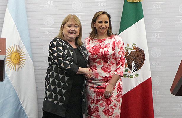 Argentina y México renuevan vínculos económicos, políticos y de cooperación
