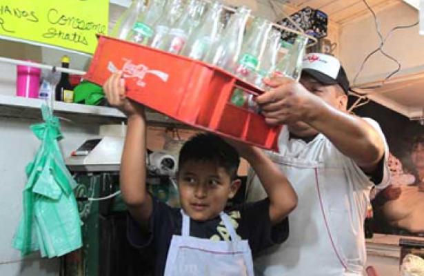 Académica de UAM pide valorar si todo trabajo infantil debe eliminarse