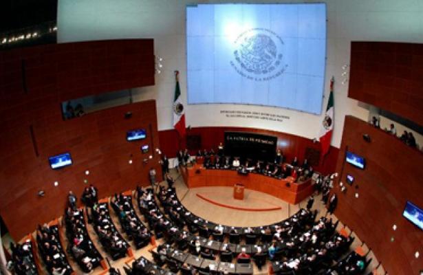 Senado avala en general y particular Ley de Responsabilidades Administrativas