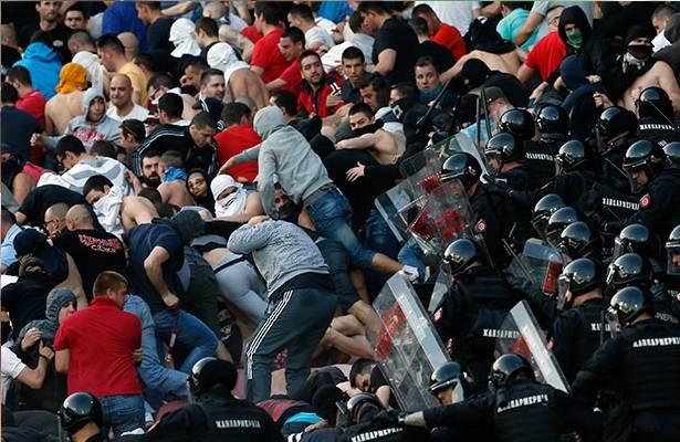Posibles altercados en el partido de Croacia vs España