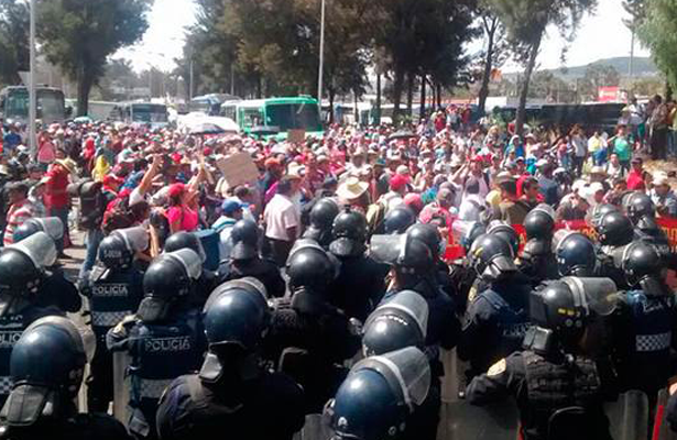 3 mil elementos de la SSP-CDMX darán seguridad en marchas del domingo