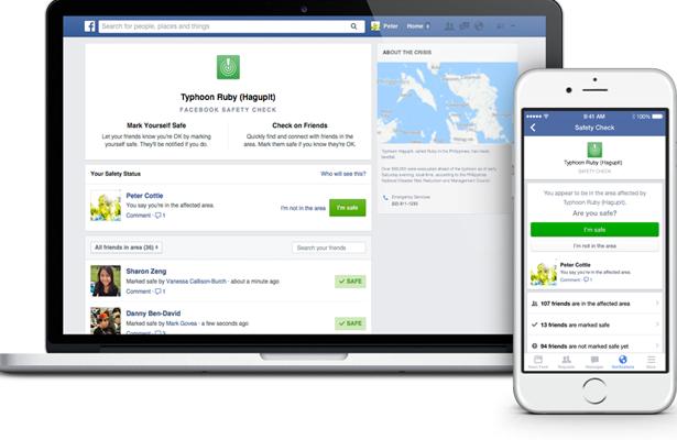 """Facebook activó """"safety check"""" por el atentado en Estambul"""