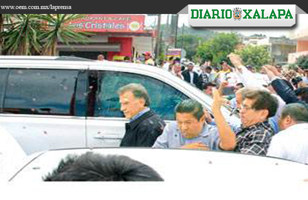 ANAC repudia agresiones al presidente nacional del PAN