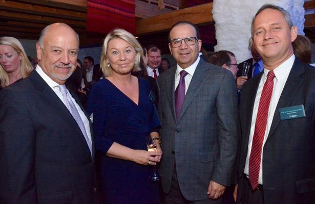 Asiste Alfonso Navarrete a Cumbre de Habilidades de la OCDE