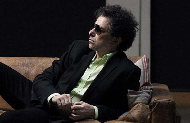 Abre Andrés Calamaro otra fecha en el Teatro Metropólitan