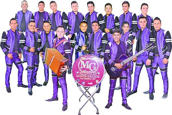 La Banda Monte Grande triunfa con su original estilo