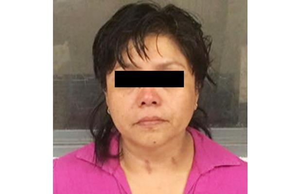 PGR consigna a mujer que intentó meter droga al Reclusorio Preventivo Oriente
