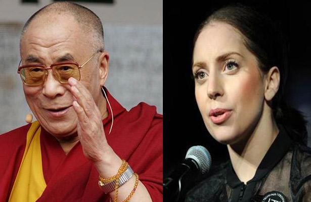 Lady Gaga y Dalai Lama estarán en Conferencia de Alcaldes