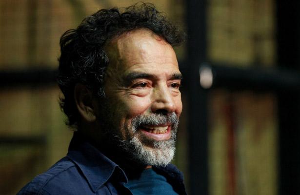 Filma Damián Alcázar diferentes proyectos en Latinoamérica