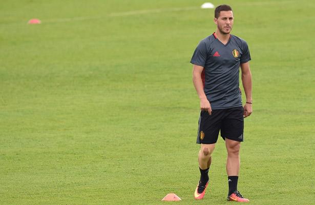 Regresa Eden Hazard al Lille