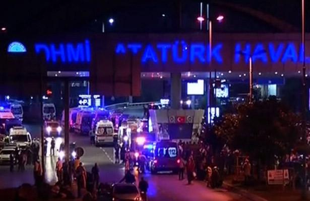 10 extranjeros entre 41 víctimas de atentado en Estambul