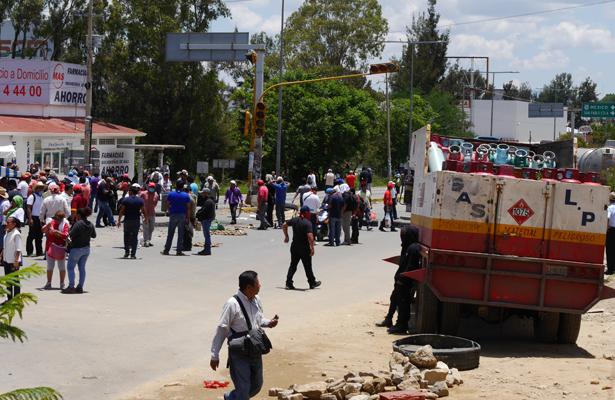 Pide Defensoría proteger a 7 personas desaparecidas en el desalojo de Nochixtlán