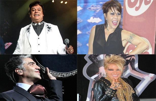 Grandes talentos reunidos en Acapulco