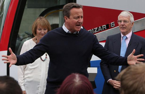 Futuro del Reino Unido en la Unión Europea está en juego