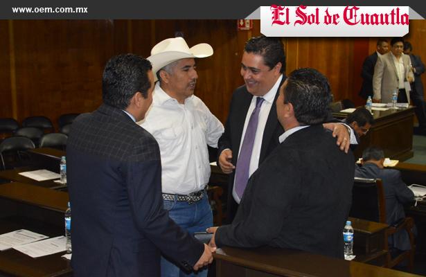 Diputados del Congreso del Estado integran comisión plural de seguimiento al caso Tetelcingo