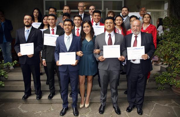 Premio Nacional Juvenil del Agua 2016 otorga reconocimientos a ganadores