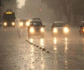 Reportan lluvia en cuatro delegaciones de la Ciudad de México