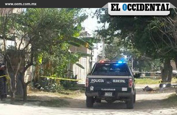 Ejecutan a 2 hombres de manera simultánea en Guadalajara y Tlaquepaque