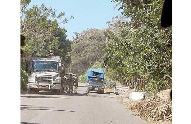 Sangriento enfrentamiento en Veracruz deja 14 muertos