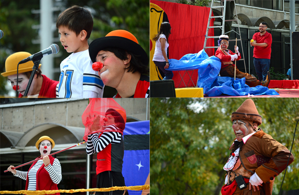 Ponen mágico cierre al 4° Festival Internacional de la Risa en la CDMX
