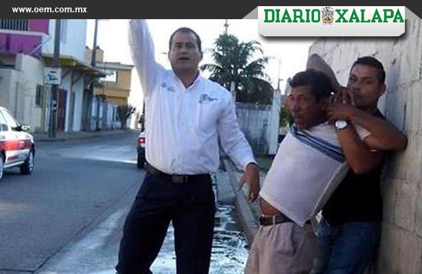 Quisieron linchar a dos que cometían atracos, en Veracruz