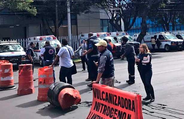 Demandan que la delegación Benito Juárez les regrese su trabajo