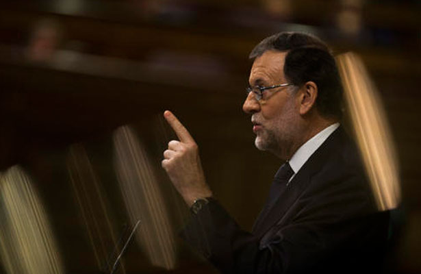 Congreso desconoce a Rajoy como presidente tras primera votación