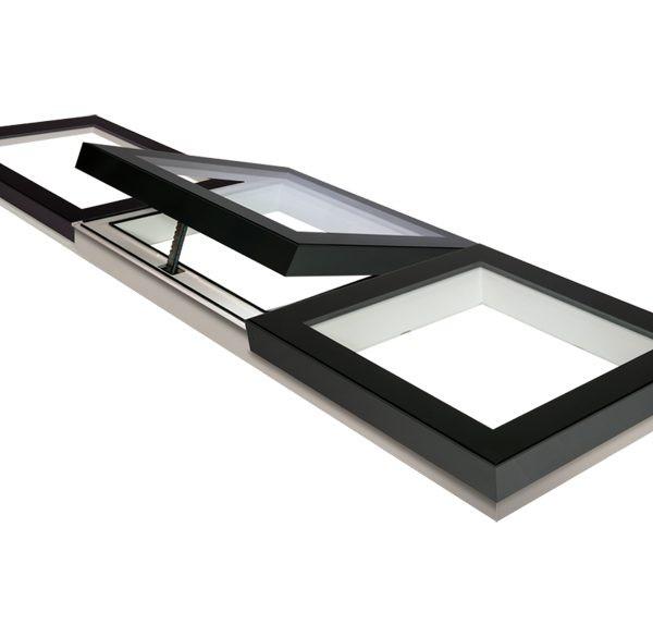 VLAKKE LICHTSTRAAT GLAS D1201210