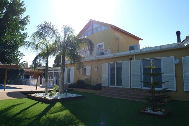 Villa in La Nucia, PANORAMA, for sale