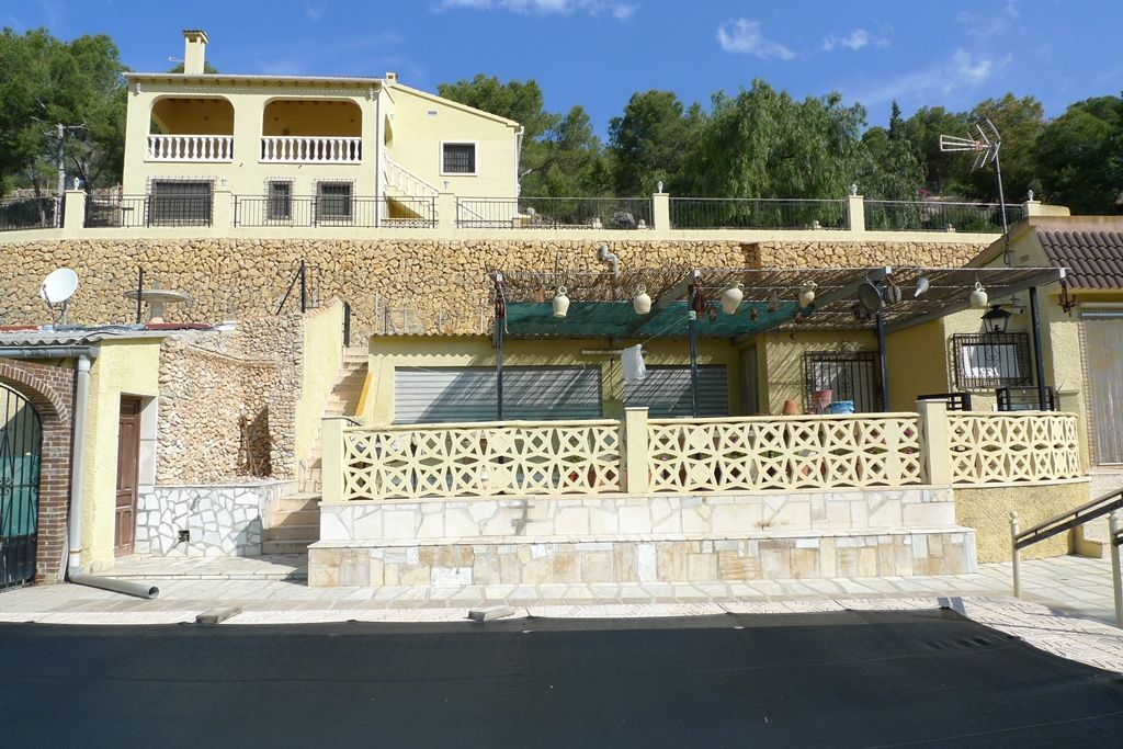 Villa in Finestrat, CERCA PUEBLO, for sale