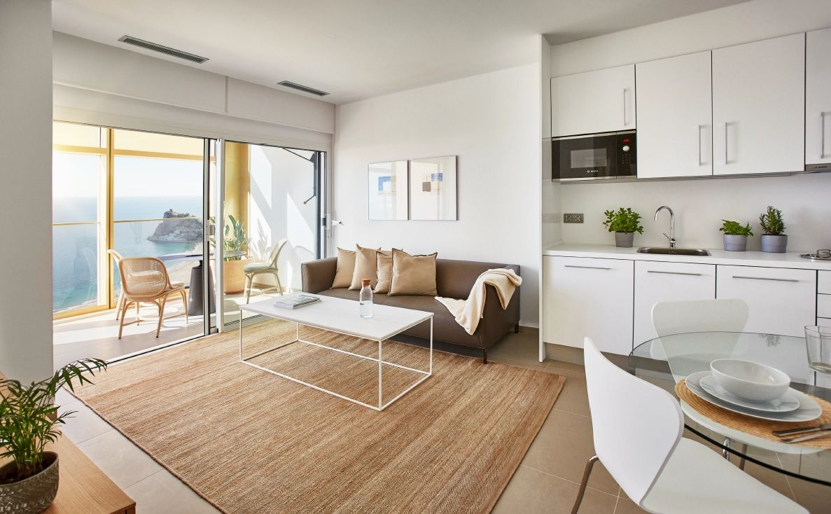 Apartamento en Benidorm, Playa de Poniente, venta