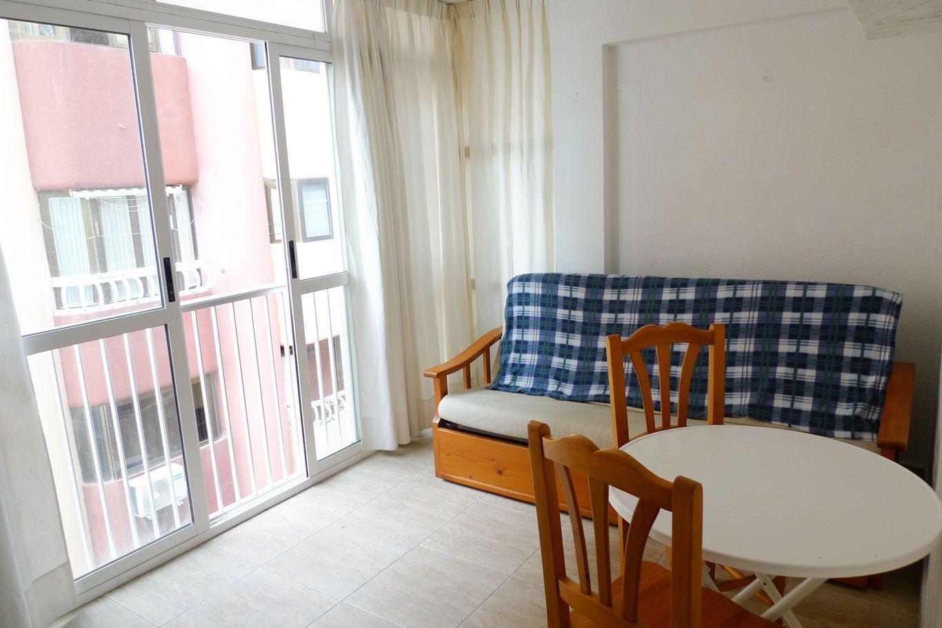 Apartamento en Benidorm, Centro poniente, alquiler