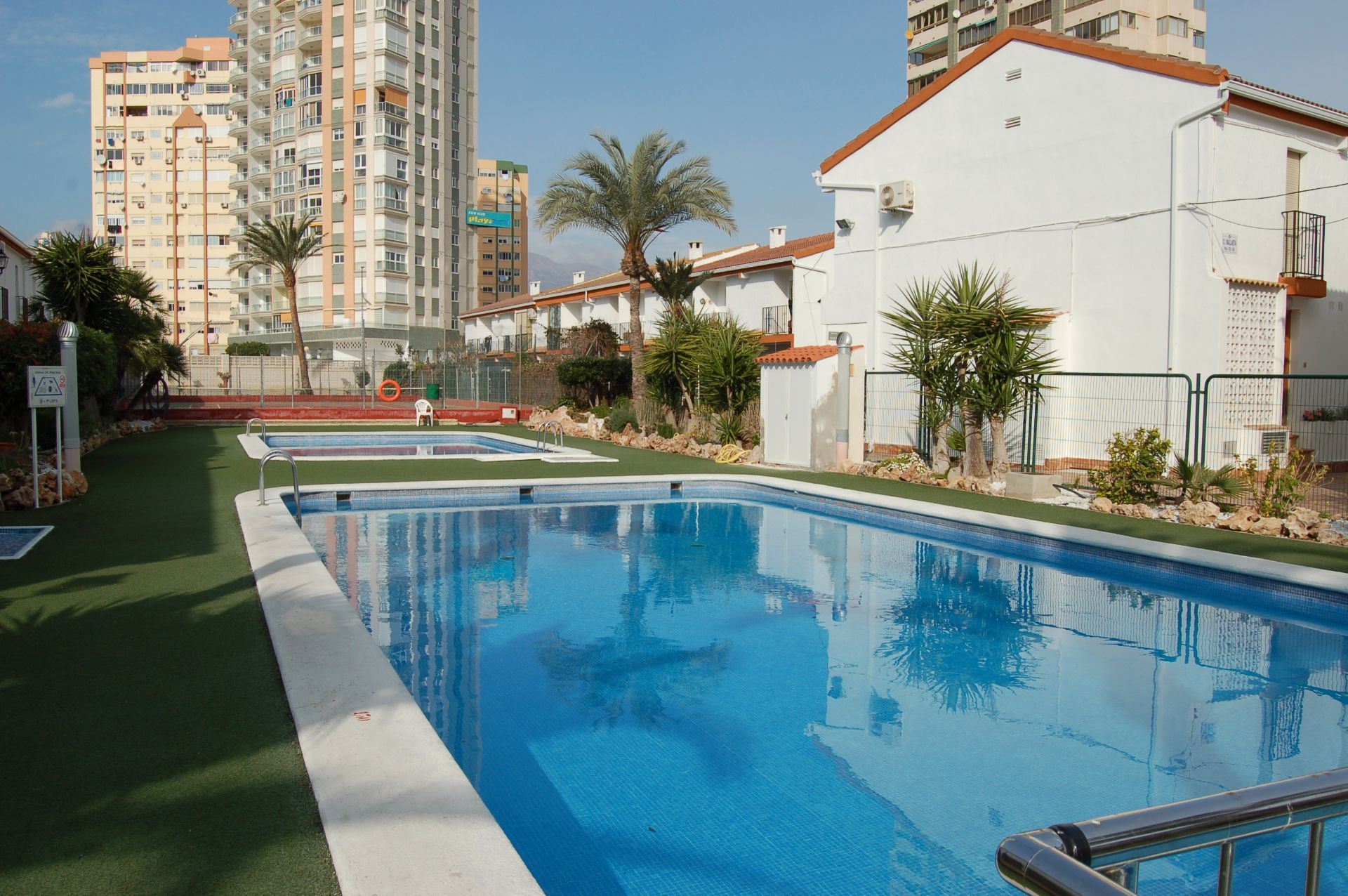 Duplex in Benidorm, Playa Levante, for sale