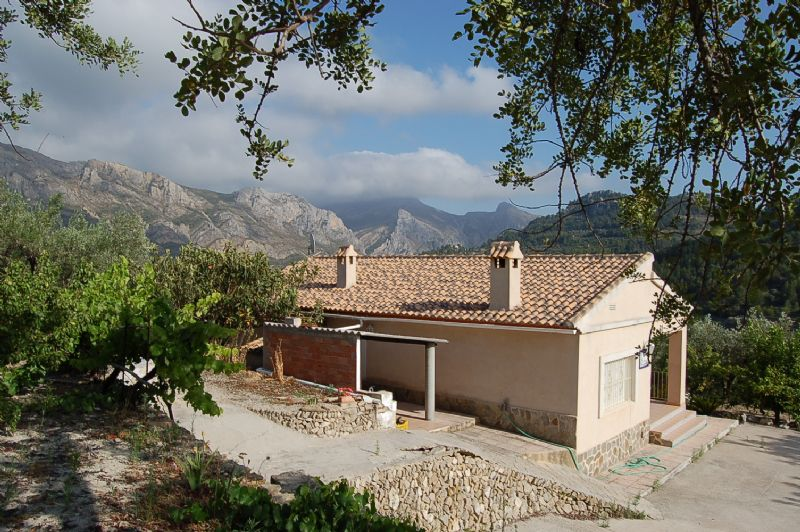 Country House in Tàrbena, Correnou, for sale