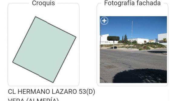 Solar Urbano en Huércal-Overa