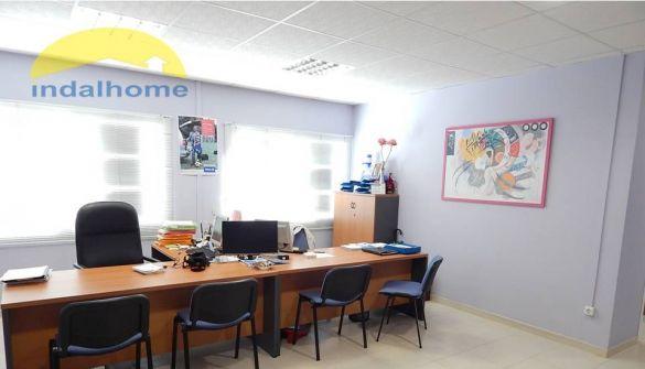 Oficina en Vera de 3 habitaciones
