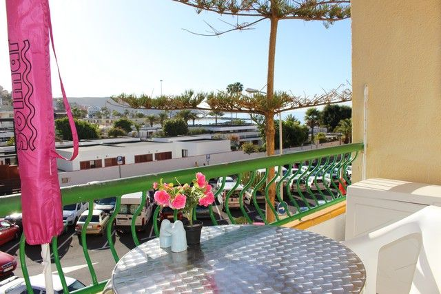 Studio in Los Cristianos, Torres Del Sol, for rent