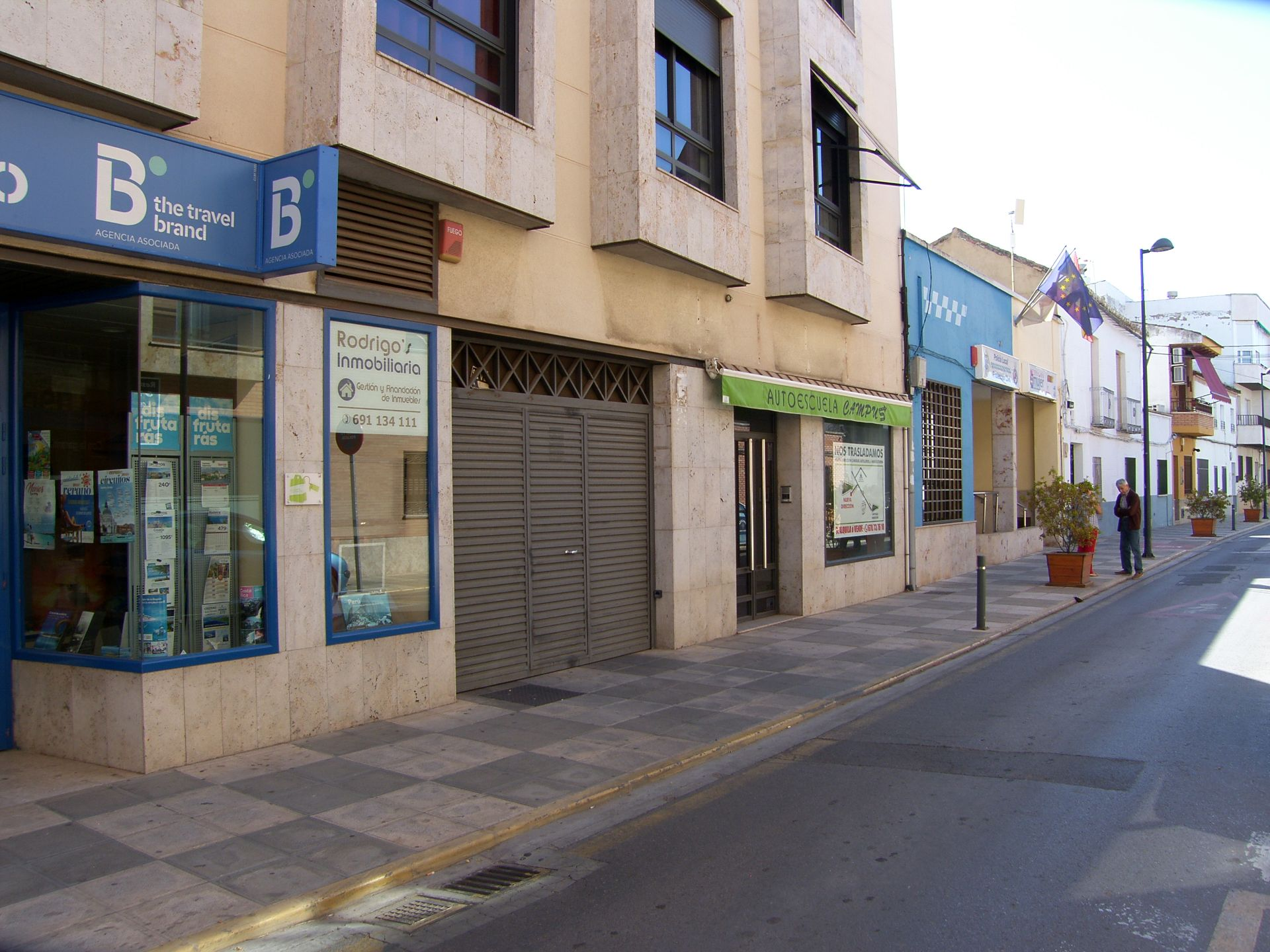 Garaje / Parking en Miguelturra, Centro, alquiler
