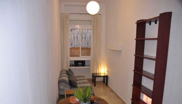 Apartamento en Ceuta de 1 habitaciones